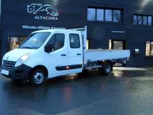 Chassis + body Renault Platform body PLATEAU DOUBLE CABINE 7 PLACES Occasion