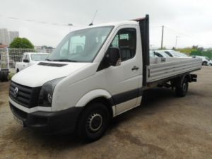 Chassis + body Volkswagen Crafter Platform body 109 Occasion