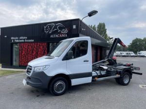 Chassis + body Mercedes Sprinter Polybenne 516  Occasion