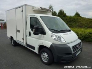Chassis + body Fiat Ducato Refrigerated body 2.3 MJT 120 Occasion