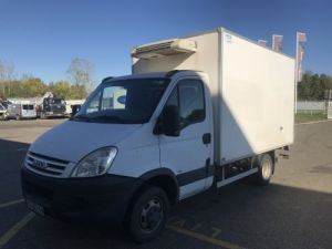 Chassis + body Iveco Daily Refrigerated body 35C12 HAYON FRC  Occasion