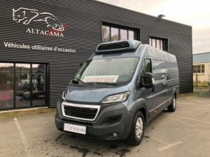 Chassis + body Peugeot Boxer Refrigerated body figorifique 11 m3 Occasion