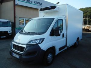 Chassis + body Peugeot Boxer Refrigerated body HDI 130 FRIGO Occasion