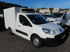 Chassis + body Peugeot Partner Refrigerated body HDI 90 Occasion
