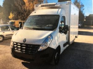 Chassis + body Renault Master Refrigerated body FRIGORIFIQUE BI TEMPERATURE Occasion