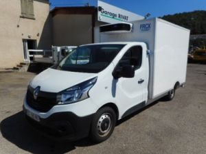 Chassis + body Renault Trafic Refrigerated body Occasion