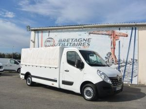 Chassis + body Renault Master PICK-UP BACHE F3500 L3H1 125CH GRAND CONFORT + OPTIONS Occasion