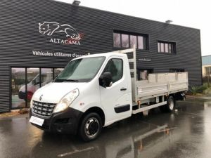 Chassis + body Renault Master PLATEAU LONG HAYON 750 kg Occasion