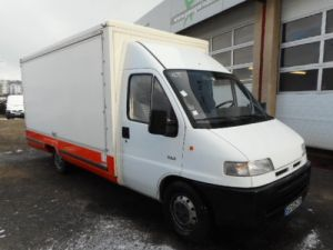 Chassis + body Citroen Jumper Sales shop - Store detail body 2.5D EQUIPE BOUCHERIE Occasion