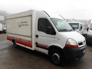 Chassis + body Renault Master Sales shop - Store detail body DCI 100 Occasion