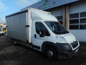 Chassis + body Citroen Jumper Tilt type body HDI 150  Occasion