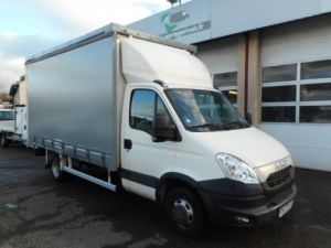 Chassis + body Iveco Daily Tilt type body 35C15 Occasion