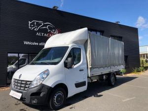 Chassis + body Renault Master Tilt type body 125 cft SAVOYARDE Occasion