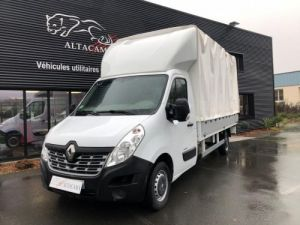 Chassis + body Renault Master Tilt type body DEBACHABLE Occasion