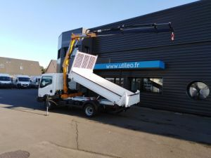 Chassis + body Nissan Cabstar Tipper body + crane CONFORT Neuf