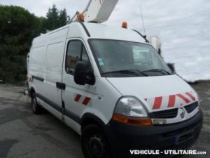Chassis + body Renault Master Turret truck body DCI 120 Occasion
