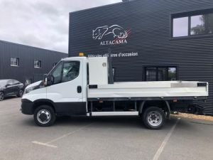 Chasis + carrocería Iveco Daily Caja abierta PLATEAU BOITE AUTOMATIQUE  ROUES JUMELEES Occasion