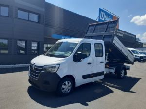 Chasis + carrocería Renault Master Volquete trasero cabina doble F3500 L3 DC 145 BENNE DOUBLE CABINE 7 PLACES CONFORT Neuf