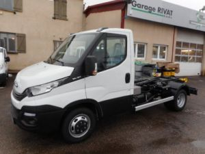 Chassis + carrosserie Iveco Daily Ampliroll Polybenne 35-150 Occasion