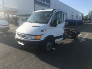 Chassis + carrosserie Iveco Daily Ampliroll Polybenne 35C13 Occasion
