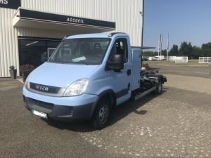 Chassis + carrosserie Iveco Daily Ampliroll Polybenne 35C15 BRAS NEUF Occasion
