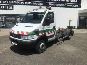 Chassis + carrosserie Iveco Daily Ampliroll Polybenne 65C15 POLYBENNE 6T5  Occasion