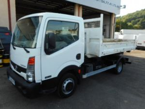 Chassis + carrosserie Nissan Cabstar Ampliroll Polybenne 35.14 Occasion