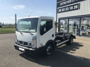 Chassis + carrosserie Nissan Cabstar Ampliroll Polybenne NT 400 35.13 CLIM Occasion