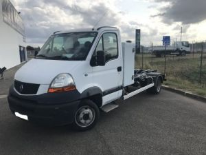 Chassis + carrosserie Renault Master Ampliroll Polybenne 130CV CLIM BRAS NEUF Occasion