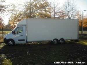 Chassis + carrosserie Renault Master Autre DCI 150 Occasion