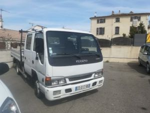 Chassis + carrosserie Isuzu Benne Double Cabine Occasion