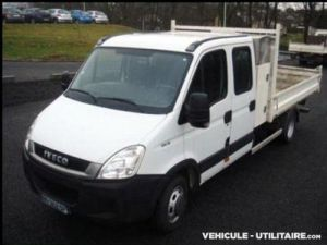 Chassis + carrosserie Iveco Daily Benne Double Cabine 35C13 Double Cab Occasion