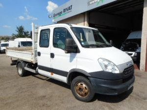 Chassis + carrosserie Iveco Daily Benne Double Cabine 35C15 Occasion