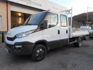 Chassis + carrosserie Iveco Daily Benne Double Cabine 35C15 DOUBLE CABINE Occasion