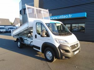 Chassis + carrosserie Fiat Ducato Benne arrière PACK PRO NAV Neuf