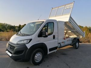 Chassis + carrosserie Fiat Ducato Benne arrière PRO NAV Occasion