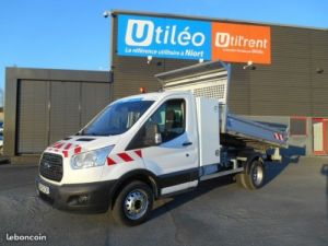 Chassis + carrosserie Ford Transit Benne arrière AMBIENTE Occasion