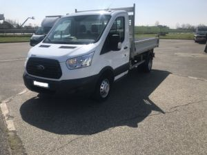 Chassis + carrosserie Ford Transit Benne arrière TDCI 155CV CLIM Occasion