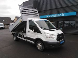 Chassis + carrosserie Ford Transit Benne arrière TREND Occasion