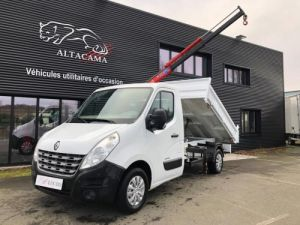 Chassis + carrosserie Renault Master Benne + grue Occasion