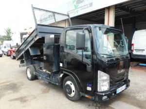 Chassis + carrosserie Isuzu NLR Benne arrière L35 Occasion