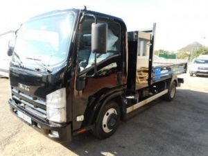 Chassis + carrosserie Isuzu NNR Benne arrière 150 Occasion