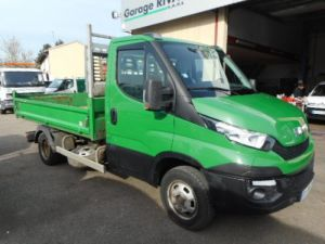 Chassis + carrosserie Iveco Daily Benne arrière 35.150  Occasion