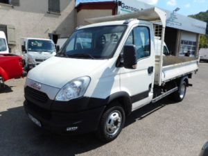 Chassis + carrosserie Iveco Daily Benne arrière 35C13 Occasion