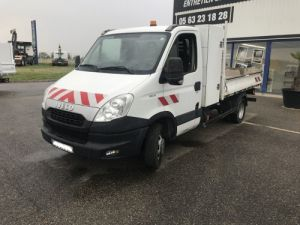 Chassis + carrosserie Iveco Daily Benne arrière 35C13 CLIM Occasion