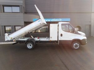 Chassis + carrosserie Iveco Daily Benne arrière 35C14 Neuf