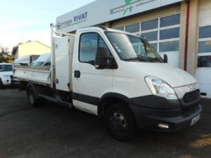 Chassis + carrosserie Iveco Daily Benne arrière 35C15 Occasion