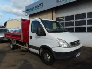 Chassis + carrosserie Iveco Daily Benne arrière 35C15 BENNE + COFFRE Occasion