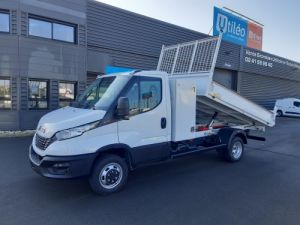 Chassis + carrosserie Iveco Daily Benne arrière 35C16H benne acier JPM + coffre Neuf