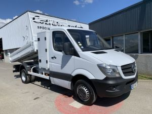 Chassis + carrosserie Mercedes Sprinter Benne arrière Sprinter Occasion